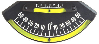 Sun Company Industrial Lev-o-Gage 6 - Glass Tube Inclinometer