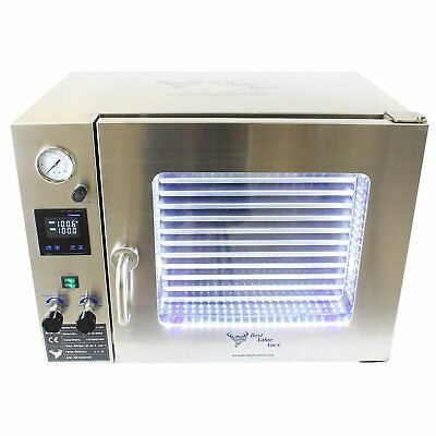 Best Value Vacs 1.9CF Stainless Steel Vacuum Oven - 5 Wall Heating, Stainles ...
