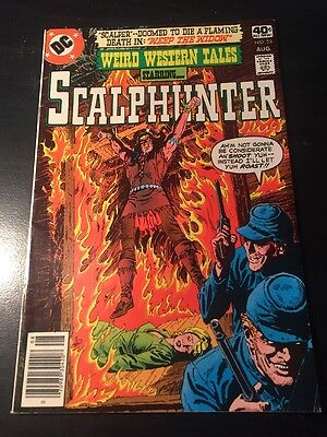 Weird Western Tales#58 Incredible Condition 7.5(1979) Cool!!