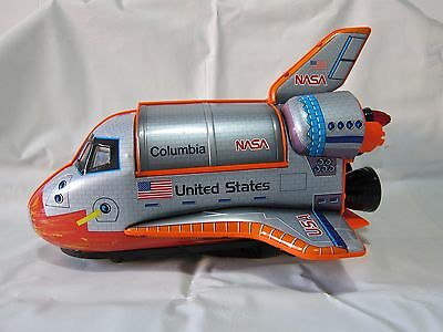 Antiguo transbordador espacial Columbia (EGE) / old spaceship