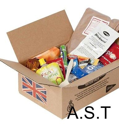 British Army Ration Pack