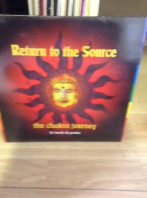 Return To The Source-The Chakra Journey