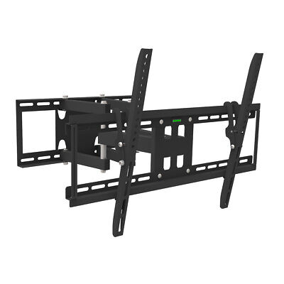 "37"" to 70"" Full Motion Wall Mount Bracket TV Flat Panel LCD LED Swivel Tilt"
