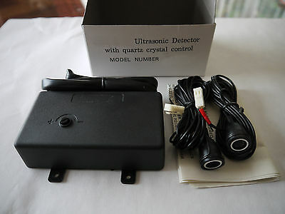 Ultrasonic Sensor / Detector For To Use With 12Volt Car Alarm Systems - New
