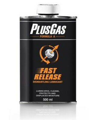 PLUS GAS Dismantling Lubricant Tin With Spout 500ml  07660704895