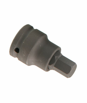 "Genius Tools 3/4""Dr. SAE Hex Bit Sockets 9/16"" to 1-1/4"""