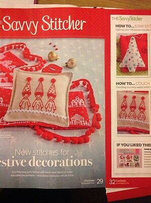x3 savvy stitcher homemade decorations christmas cross stitch chart