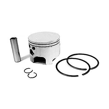"Mercury 2.5L Piston Kit .015/"" Oversize Port 785-9737a10"