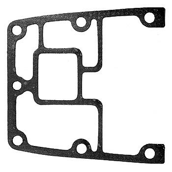 Gasket, Powerhead Base  Johnson/Evinrude 50-70hp 3cyl 1986 to 1995 329828