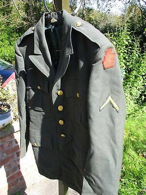 Vintage Pennsylvania National Guard Jacket Beautiful condition