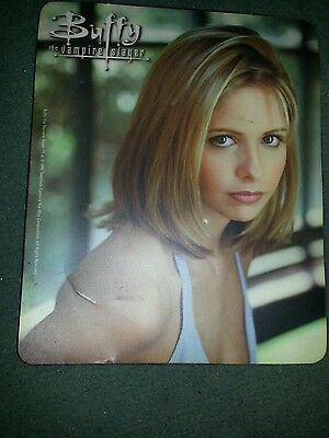 Buffy the vampire slayer mouse mat