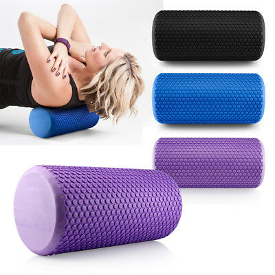 Yoga & Pilates Roller Trigger Point Massage Body Release Blood Circulation