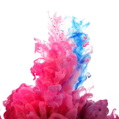 Smoke Cakes Colorful Smoke Effect Show Round Bomb Photography Aid Toy Divine