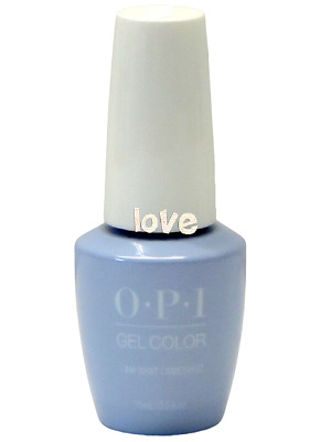 OPI GelColor New Gel Nail Polish Soak-Off T76- I Am What I Amethyst