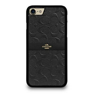 97COACH709 NEW YORK For iPhone 7/7s 7plus 8/8s Samsung Galaxy Case Cover