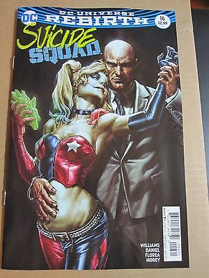 Suicide Squad #16 Cover B  Bermejo Variant Harley Quinn Homage DC 9.6 NEAR MINT+