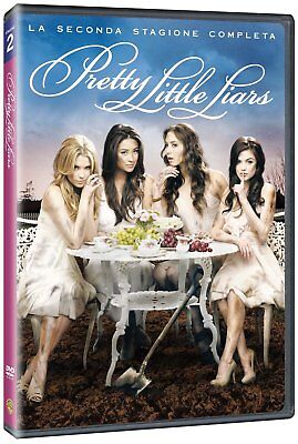 Pretty Little Liars - Stagione 2 (6 Dvd)- Cofanetto Italiano, Nuovo, Originale