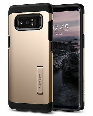 Galaxy Note 8 Case Galaxy Note8 Case Spigen Tough Armor with Kickstand - Extr...