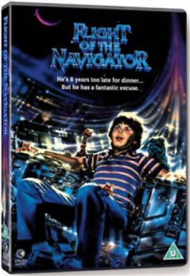 Albie Whitaker, Jonathan Sa...-Flight of the Navigator  DVD NEW