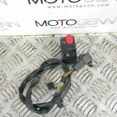 Triumph Daytona 675 06 OEM RIGHT SWITCH BLOCK HAND CONTROLS