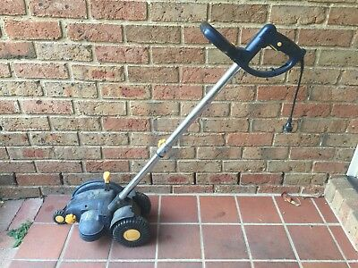 GMC electric edger in good working condition