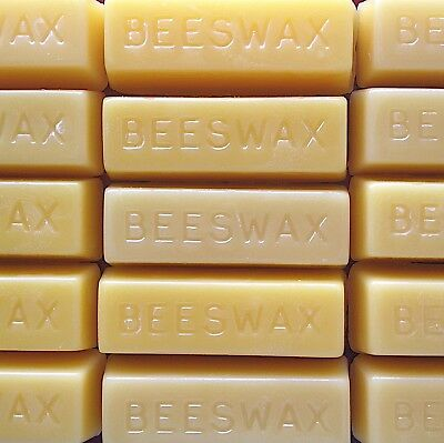 100% PURE Australian Organic Beeswax Triple Filtered 210 Grams Cosmetic Grade
