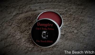 VAMPIRE Lip & Body Balm Potion Ritual Oil Balm Vampirism Wicca Witchcraft Occult