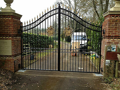 Estate Driveway Gates Quality Products From English Family Business Finest Style