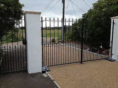 Driveway Gates Manual And Automatic English Family Business Finest Quality