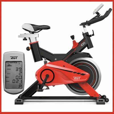Fitnessform® ZGT® Indoor Cycling Exercise Bike Fitness Cardio Spinning Workout