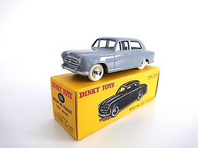 Berline 403 Peugeot - Dinky Toys - Norev Voiture Miniature - 521