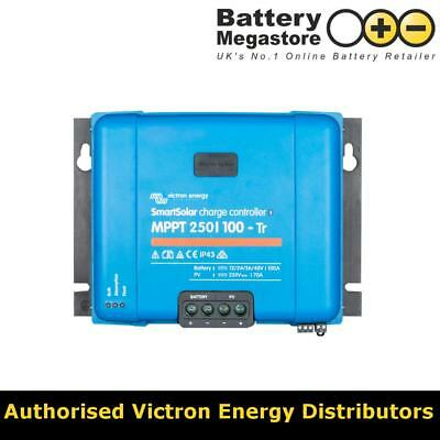 Victron Energy Smart Solar MPPT 250-100-Tr - SCC125110210 - Free UK Delivery