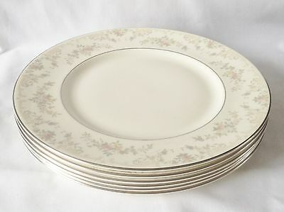 Royal Doulton Diana Dinner Plates x 6