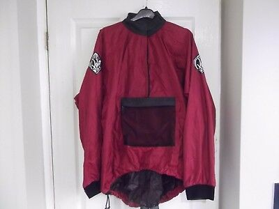 Palm Kayak Whitewater Lightweight Jacket Xp35 Red And Black Minimal Use In Vgc