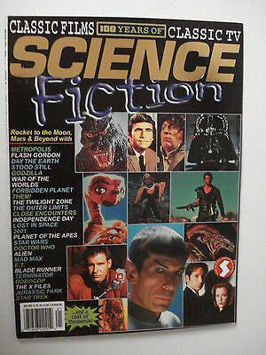"Starlog Millennium 2000 Series "" 100 Years Of Science Fiction "" English Magazine"