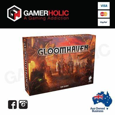 Gloomhaven Base Edition Board Game Brand New