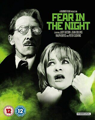 Fear in the Night (with DVD - Double Play (Restored)) [Blu-ray]