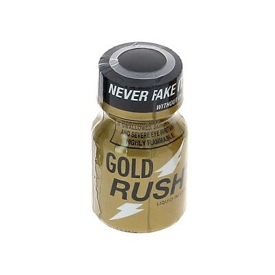 Poppers Gold Rush Pentyl - 9ML