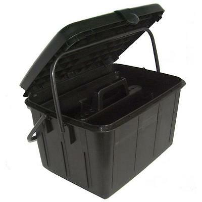 Easi Step And Carry Grooming Box - Black