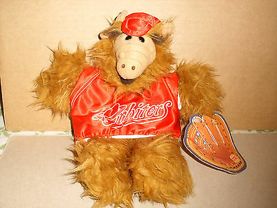 Vintage 1988 ALF Hand Puppet ORBITERS Burger King Promotion TAGS 11 IN