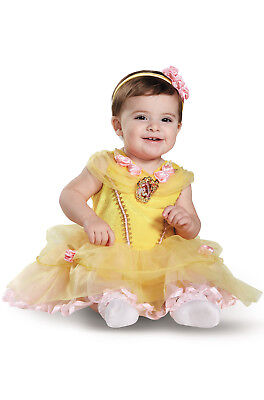 20e127d6d Brand New Disney Beauty and the Beast Princess Belle Deluxe Infant Costume