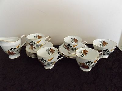 Elizabethan Fine Bone China - 15 Pieces