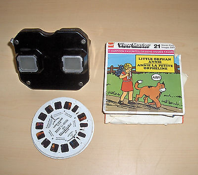 3D View Master with Assorted Reels