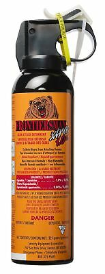 Frontiersman XTRA Bear Spray - Maximum Range & Maximum Strength - 9 Meters (2...