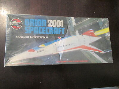 VTG AIRFIX Orion 2001 Spacecraft Model Kit series 5 New 2001 Space A Odyssey