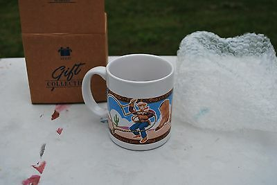 Avon with Love Mug (Rodeo) Husband Coffee Mug - MIB!!