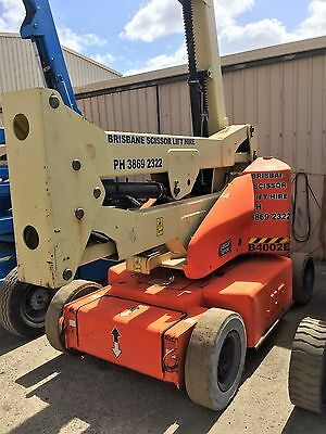 40Ft Jlg Knuckle Boom - Electric