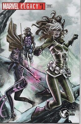 Marvel Legacy #1 Marco Checchetto Unknown Comics Variant NM