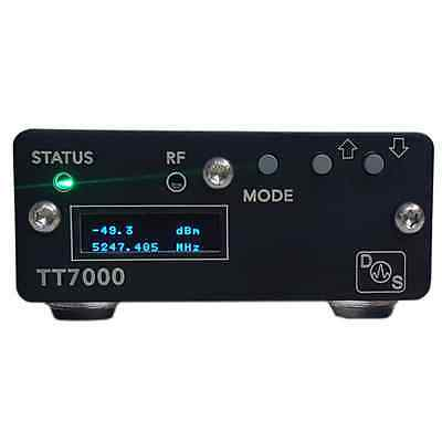 7GHz RF Power Meter & Microwave Signal Generator - USB & Stand-alone