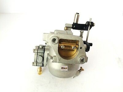 ITACO Carburetor Carb Asy 13200-91D32 for Suzuki Outboard DT 9.9HP 15HP 2T Boat
